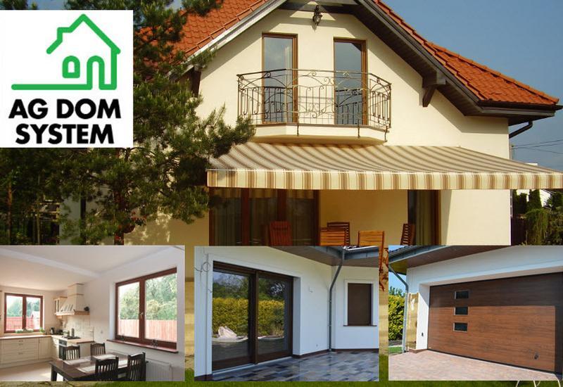 zewnętrzne - AG Dom System - Bramy, ma... zdjęcie 1