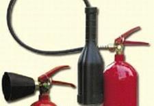 naprawa gaśnic - Usługi Pożarnicze Tomasz ... zdjęcie 1
