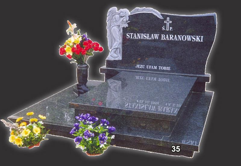 pomników - GRANITEKS Zakład kamienia... zdjęcie 7