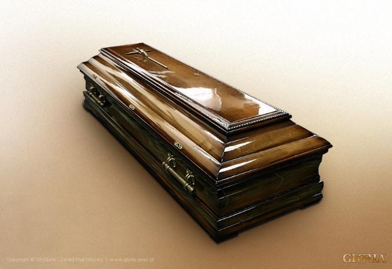 zwłok - Zakład pogrzebowy Gloria zdjęcie 5