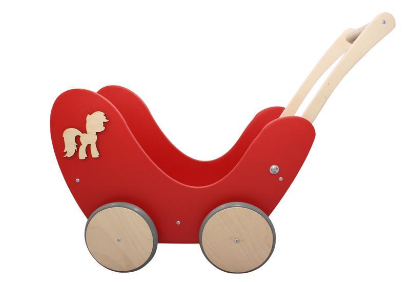 drewniana kołyska - Toys Studio zdjęcie 7