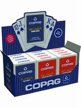 Karty Poker COPAG 55 Jumbo index