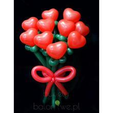 Bukiet balonowy - Od Serca
