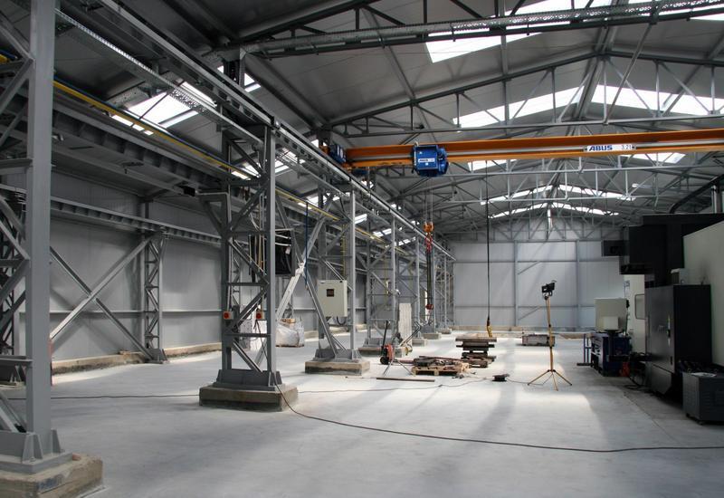 hale stalowe - PANELTECH Sp. z o.o. zdjęcie 8