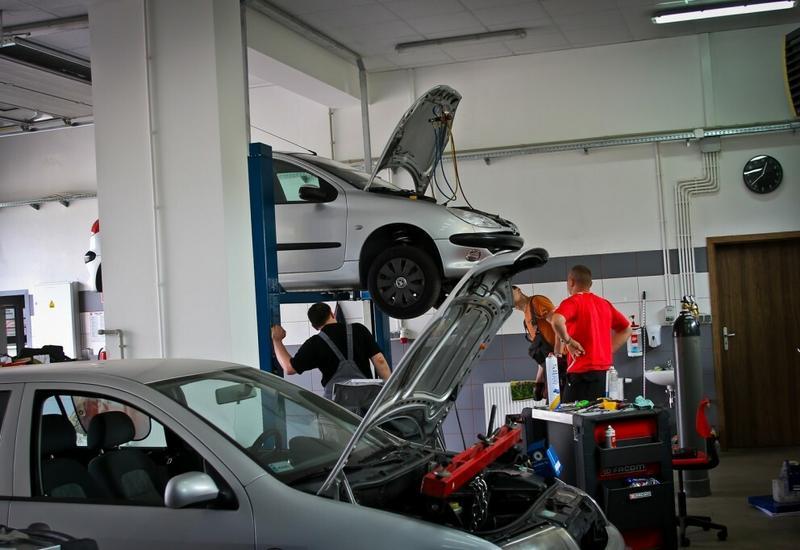 mechanika - AutoSpec Magdalena Janick... zdjęcie 5