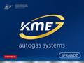 KME sp. z o.o. producent samochodowych instalacji LPG