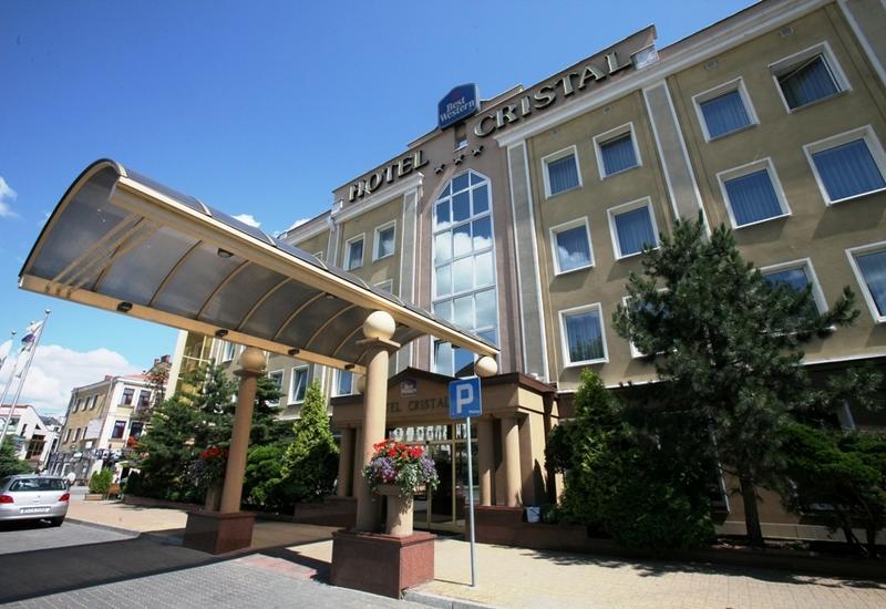 wynajem sal konferencyjnych białystok - Best Western Hotel Crista... zdjęcie 1