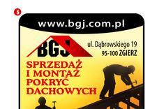 blachy trapezowe Plannja - BGJ Sp. z o.o. zdjęcie 1