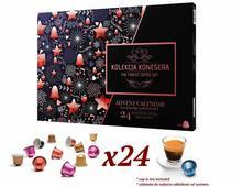 Kalendarz Adwentowy z kawą Nespresso