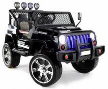 Jeep 4x4 czarny
