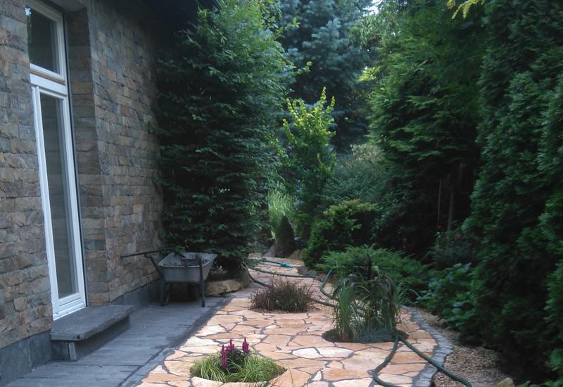 ogrodzenie - KRISBUD Wykonawstwo Ogrod... zdjęcie 7
