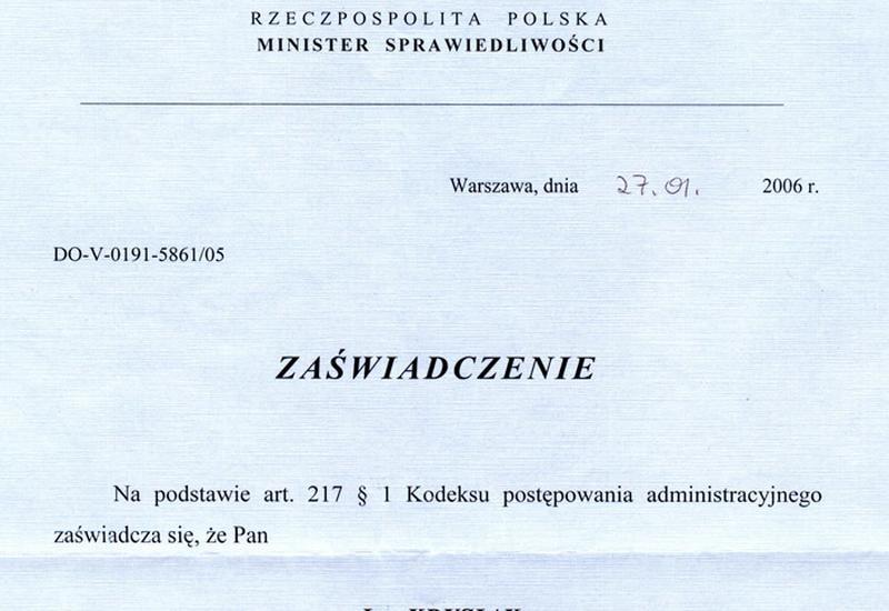tłumaczenia łódź - Tłumacz Przysięgły J. Cze... zdjęcie 4
