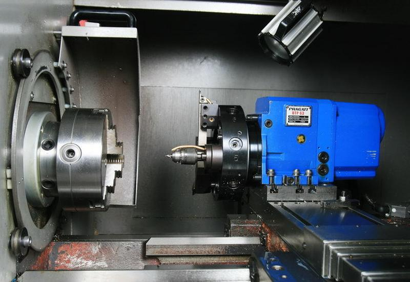 CNC - Metaloskraw. Obróbka skra... zdjęcie 7