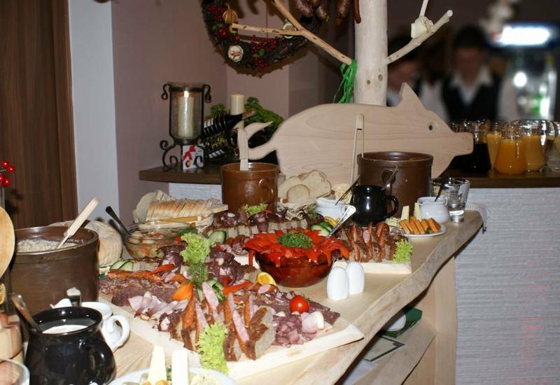 imprezy okolicznościowe - Hotel u Hołosia. Restaura... zdjęcie 4