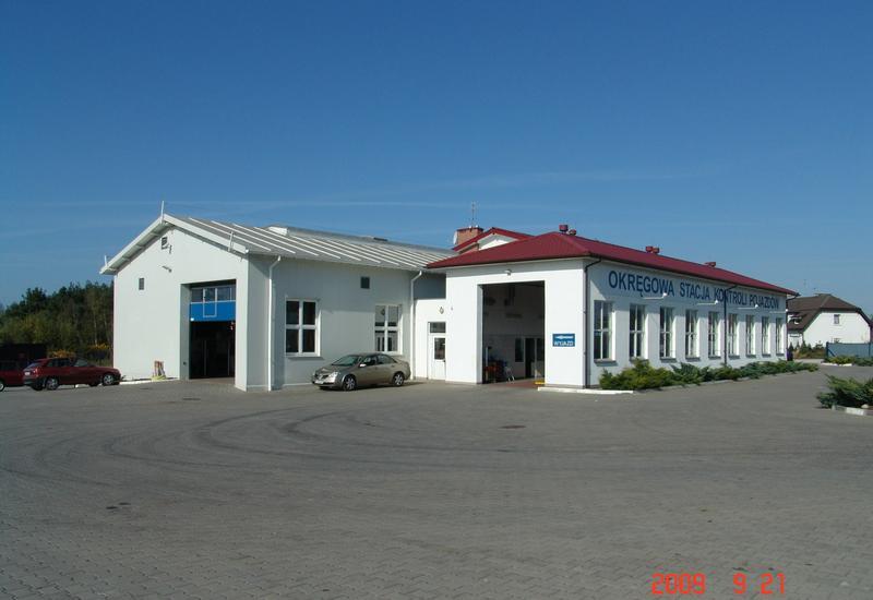okręgowa stacja kontroli pojazdów - Radtur. Okręgowa Stacja K... zdjęcie 2