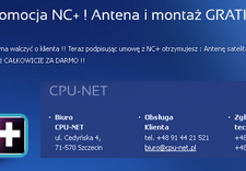 cyfrowa - Cpu-Net - Internet, anten... zdjęcie 1