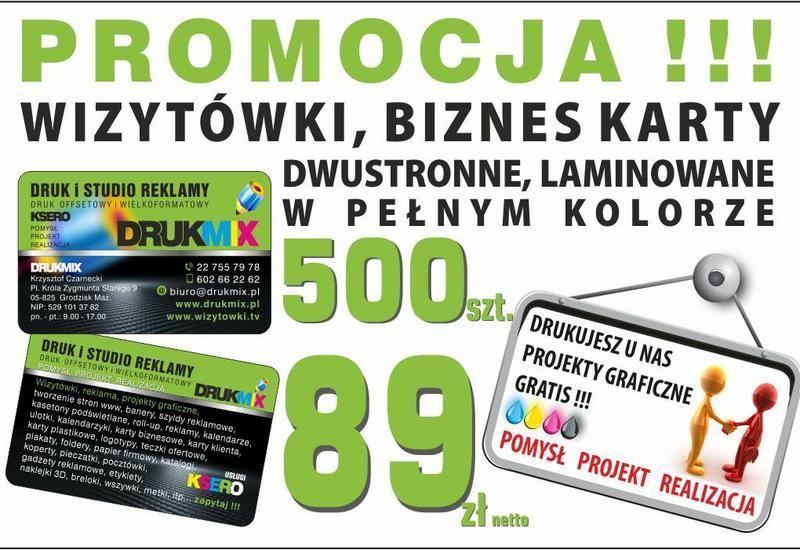 teczki ofertowe - Drukmix Krzysztof Czarnec... zdjęcie 2