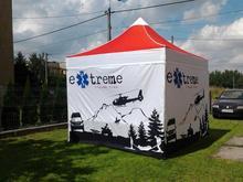 Namiot Eventline 3x3m Extreme Trauma Team