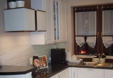 Meble kuchenne, szafy wnękowe