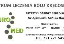 praktyka lekarska - Neuro-Med Centrum Leczeni... zdjęcie 5