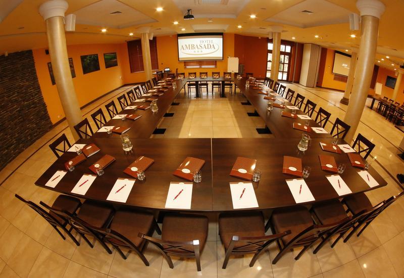 kolacje uroczyste - Hotel*** Ambasada. Wesela... zdjęcie 6