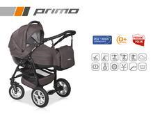 Wózek wielofunkcyjny Riko Primo (Chocolate)