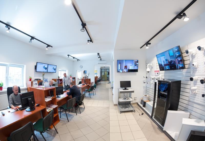 Systemy alarmowe, telewizja przemysłowa, domofony