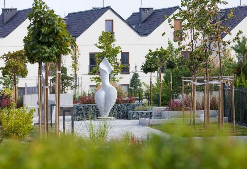 nowe mieszkania z ogródkiem - BNM Development - Osada M... zdjęcie 1