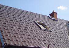 materiały blacha szwedzka - Maksbud. Dachy, pokrycia ... zdjęcie 9