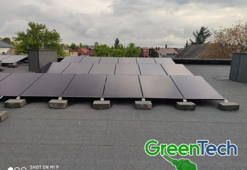 instalacje fotowoltaiczne - Green-Tech Spółka z Ogran... zdjęcie 3