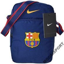 NIKE FC BARCELONA oficjal saszetka torba na ramię