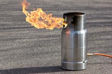 Trenażer pożarowy Basic Fire Gas Cylinder
