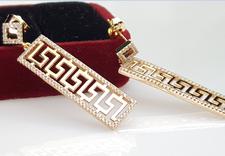 srebrne kolczyki - Margo Biżuteria Małgorzat... zdjęcie 13