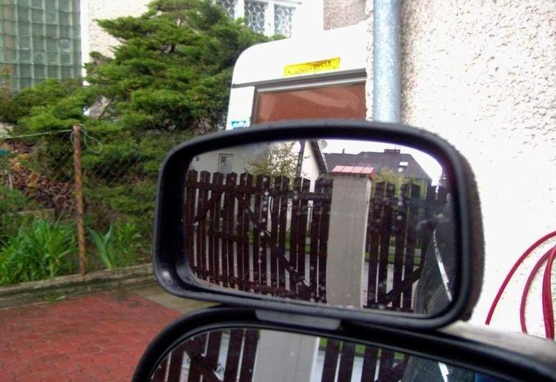 lusterka samochodowe