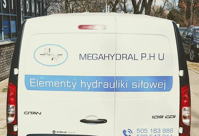 sprzęgła zębate - Megahydral PHU. Pompy, za... zdjęcie 6