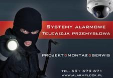 telewizja przemysłowa instalacje - Alarmy i Monitoring - ins... zdjęcie 1