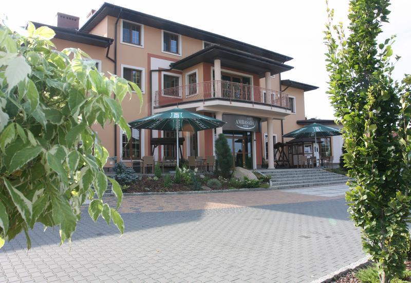 imprezy integracyjne - Hotel*** Ambasada. Wesela... zdjęcie 1