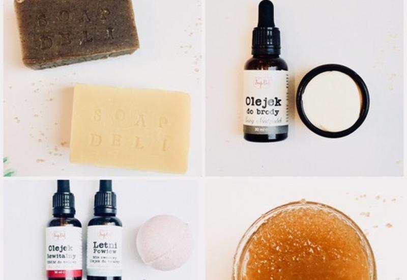 kosmetyki wegańskie - Soap Deli - Ewa Karwacka zdjęcie 4