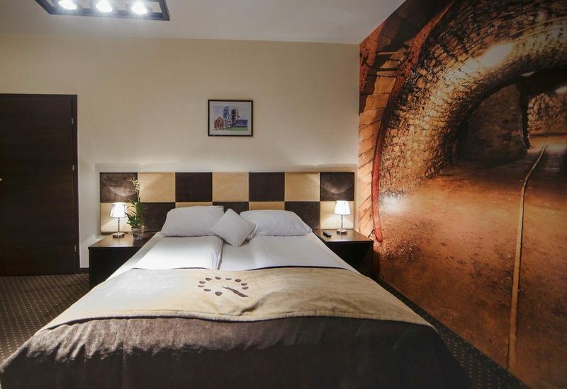 pokoje boutique hotel - Boutique Hotel's Bytom zdjęcie 3