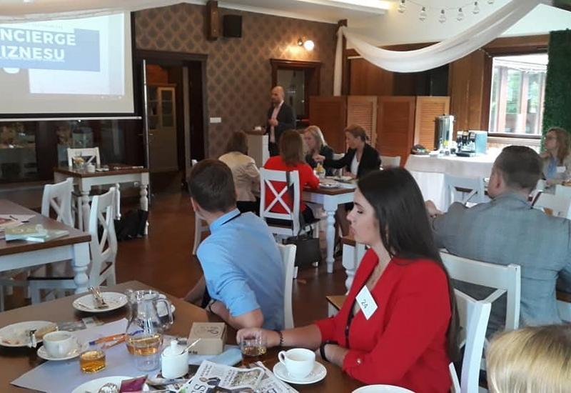 spotkania firmowe - Golf Biznes Club Sp. z o.... zdjęcie 6