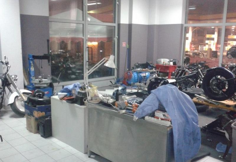 motocykle - Hary Motors sp z o.o. zdjęcie 7