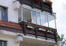 witryny sklepowe - ALUMARK - zabudowy balkon... zdjęcie 2