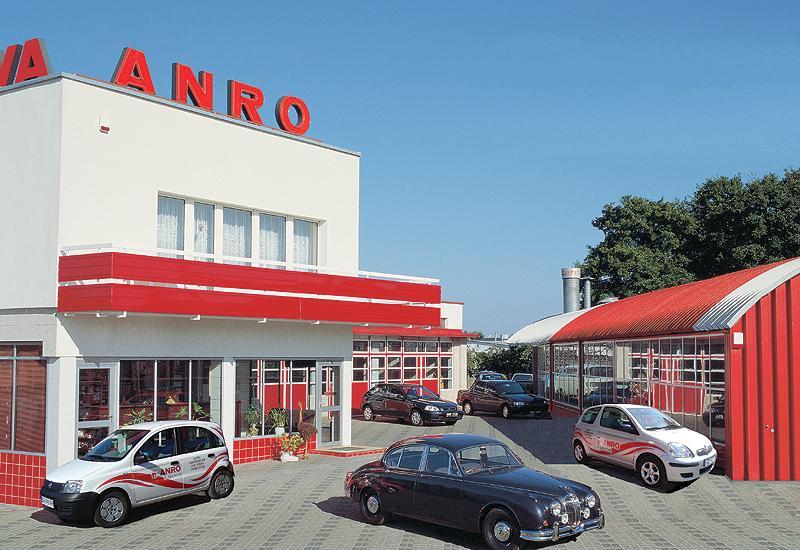 bezgotówkowe naprawy - ANRO Kompleksowa obsługa ... zdjęcie 1
