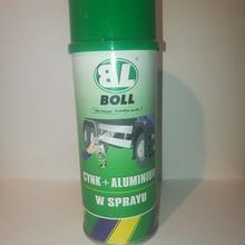 Cynk + Aluminium BOLL 0,4L