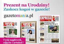 prezent na 40 urodziny - Gazetomania.pl zdjęcie 1