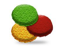 Forma papierowa okrągła do tarty – różne kolory