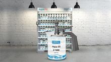 Wodorozcieńczalny lakier bazowy Aqua 2G 1K