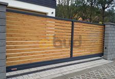 podmurówka ogrodzeniowa - Olbud - bramy ogrodzenia zdjęcie 2