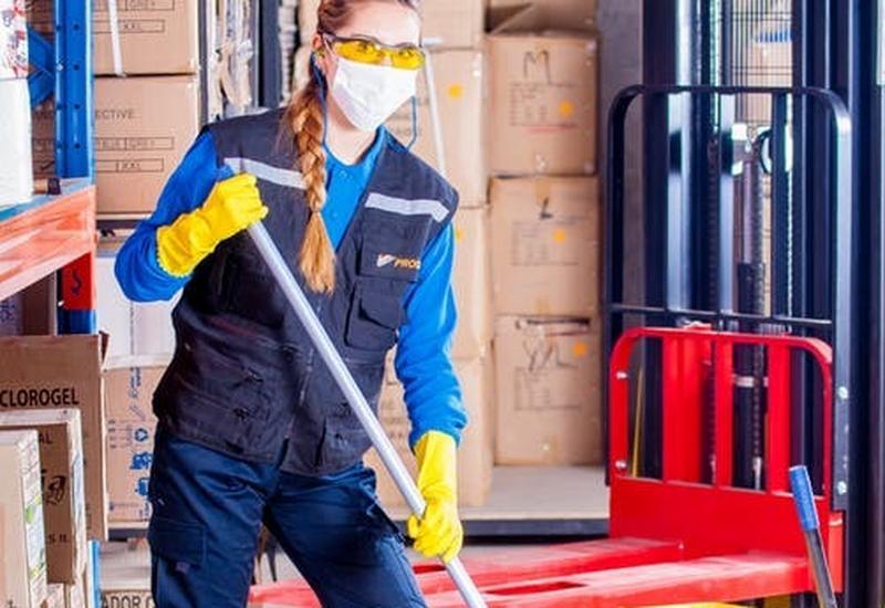 utrzymanie czystości - 4Q Serwis Sp. z o.o. zdjęcie 4