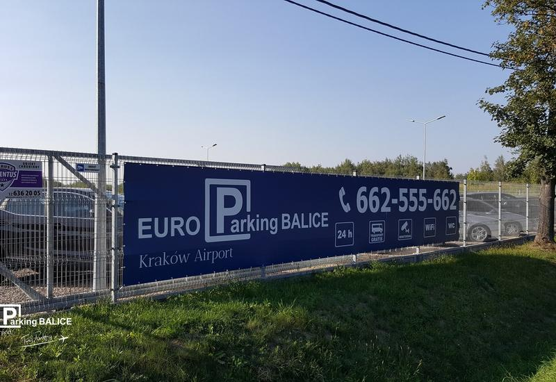 EURO Parking BALICE